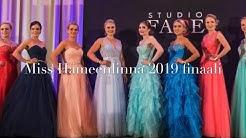 Miss Hämeenlinna 2019 -finaali