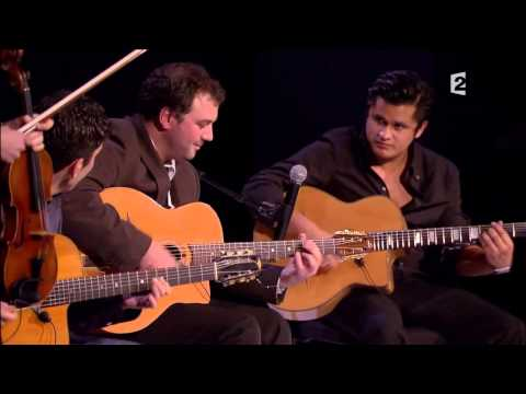 Fiona Monbet and Richard Manetti  Swing 42'  gypsy jazz