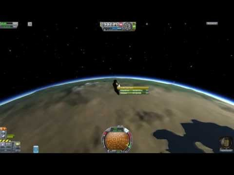 Kerbal Space Program - Modular Fuel Mod - Real Fuel Mixtures