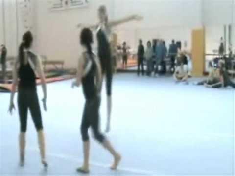 Sportovni gymnastika ASSK 2010 GSOS Klasterec nad Ohri