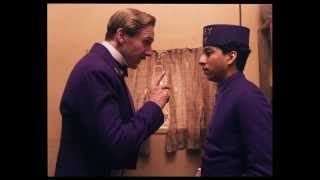 THE GRAND BUDAPEST HOTEL - Official International Trailer HD - English