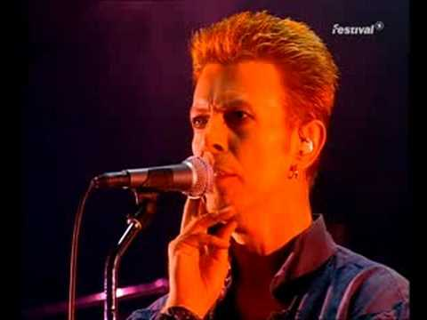 David Bowie- Andy Warhol (Live at Lorelei 6-22-96)