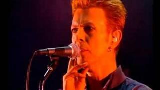 David Bowie- Andy Warhol (Live at Lorelei 6-22-96)