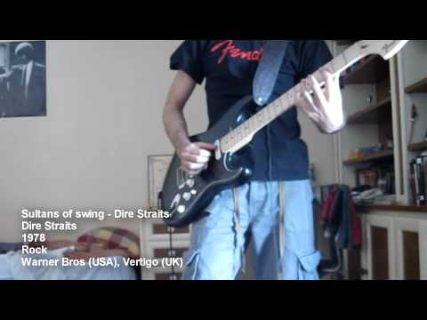 Sultans of swing - Dire Straits [Cover legal?]
