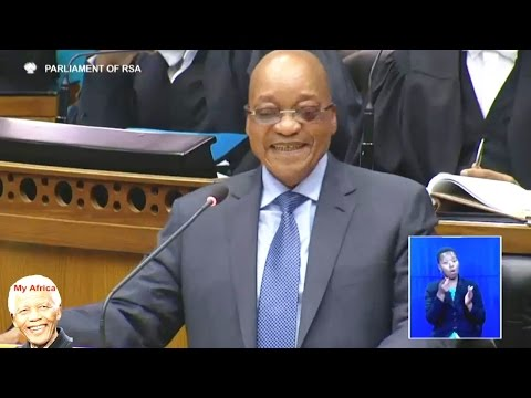 DA vs Jacob Zuma, The Laughing President
