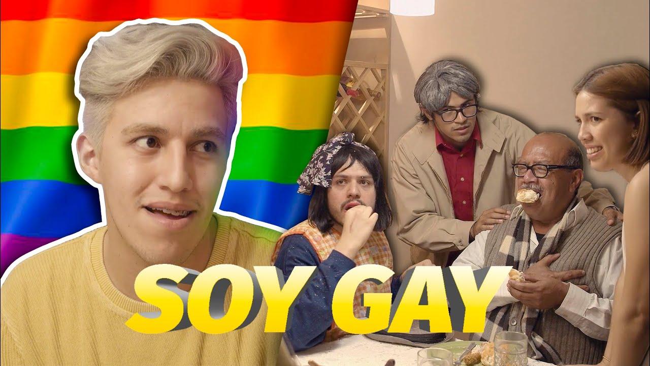 Mi hijo es GAY