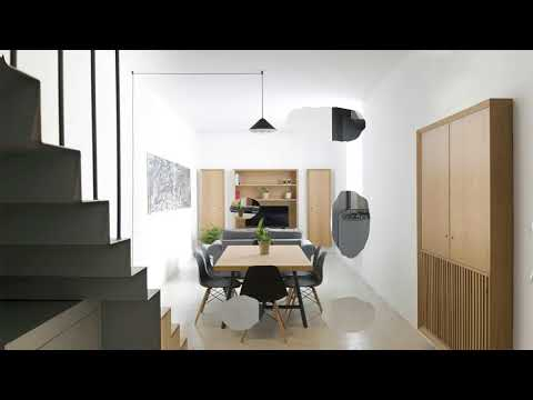 Simple Minimalist Apartment design Idea by DIDEA - Room Ideas