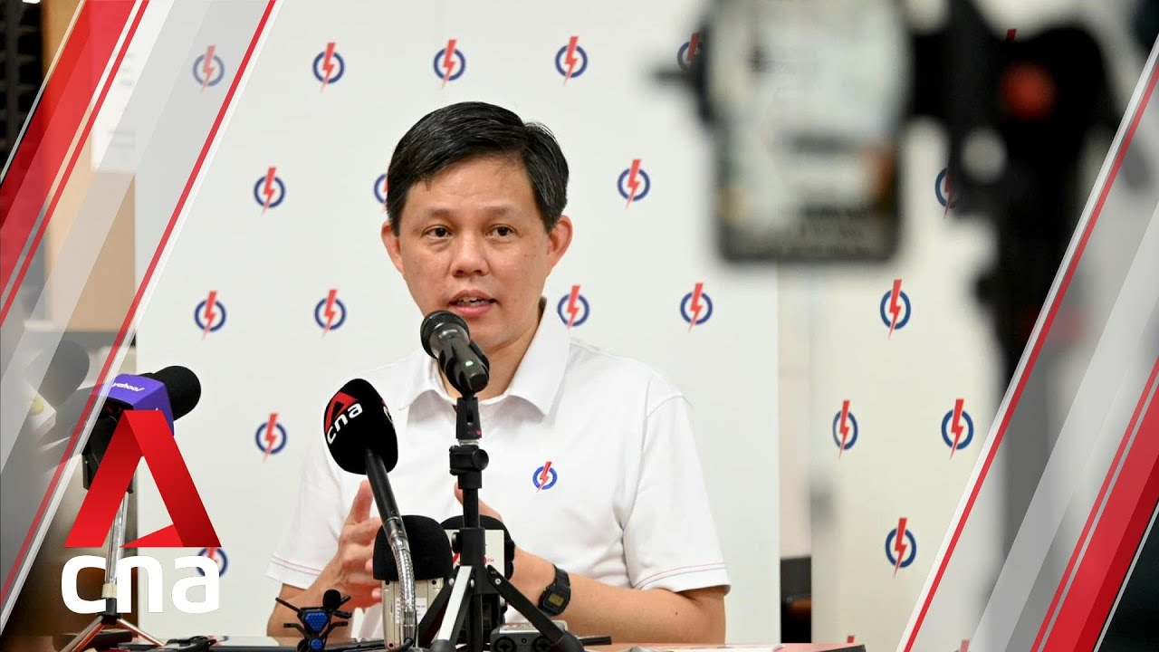 Key GE2020 issue should be on how to take Singapore through COVID-19 crisis: PAP's Chan Chun Sing