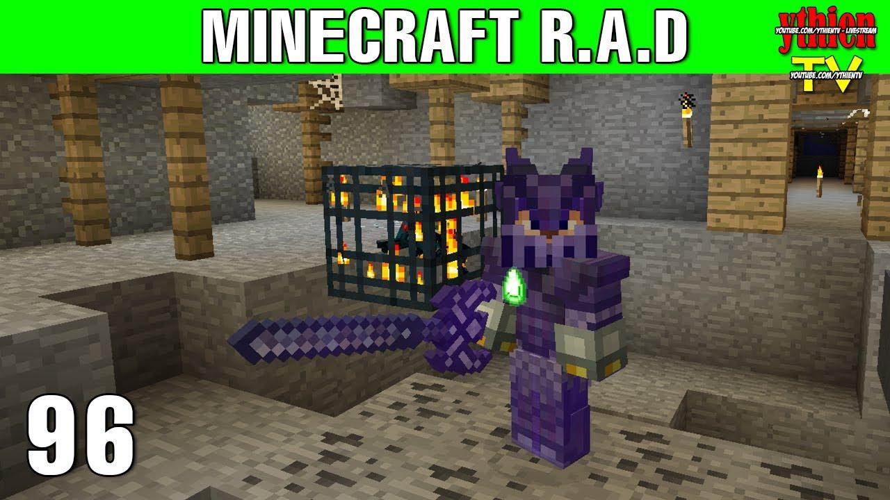 Săn Lùng Hang Nhện - Minecraft Roguelike Adventure & Dungeon 96