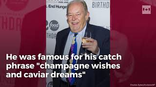 Lifestyles of the Rich and Famous host Robin Leach has died