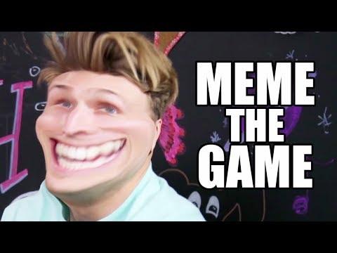 MEME  THE GAME! Squad Vlogs
