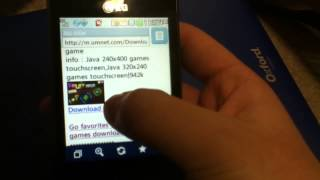 Racing Game   LG 840G Downloading Free Games and Apps   LG 840G Downloading Free Games and Apps