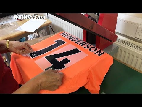 Vlog 2: Printing My Jerseys at SoccerBox!