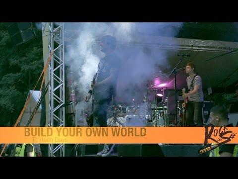 3# Thirteen Days - Build Your Own World @Rock den See 2015