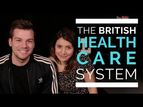 British Healthcare! | NHS 💉| American vs British