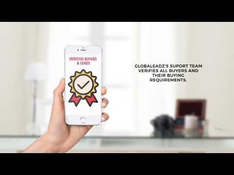Best B2B Marketplace App | How To Get Free Leads & Investor Online |Genuine Leads| Globaleadz | 2018