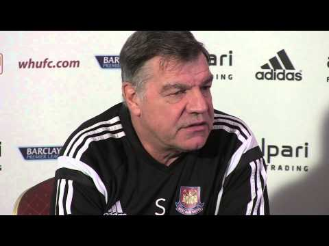 Sam Allardyce: Winston Reid has no future at West Ham