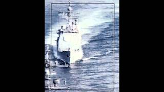 Vatican Shadow | USS Carl Vinson Night Tide Funeral [Hospital Productions 2011]