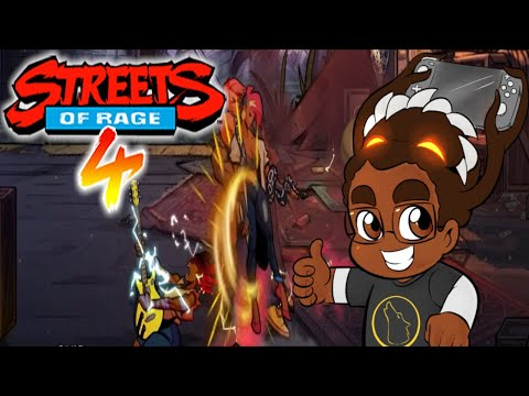 D-Money107 Plays: Streets Of Rage 4