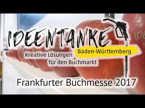 Die MFG-Ideentanke auf der Frankfurter Buchmesse 2017