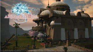Private Mansion Tour - Final Fantasy XIV: ARR