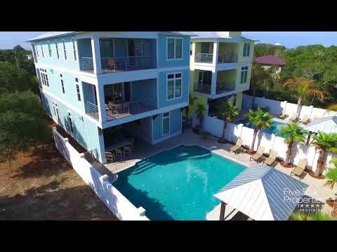 The Life Aquatic - 69 Dolphin St, Destin, FL 32541 - Five Star Properties