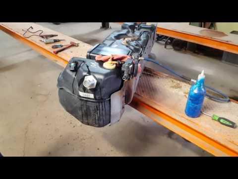 03 Trailblazer fuel pump replacement Doovi