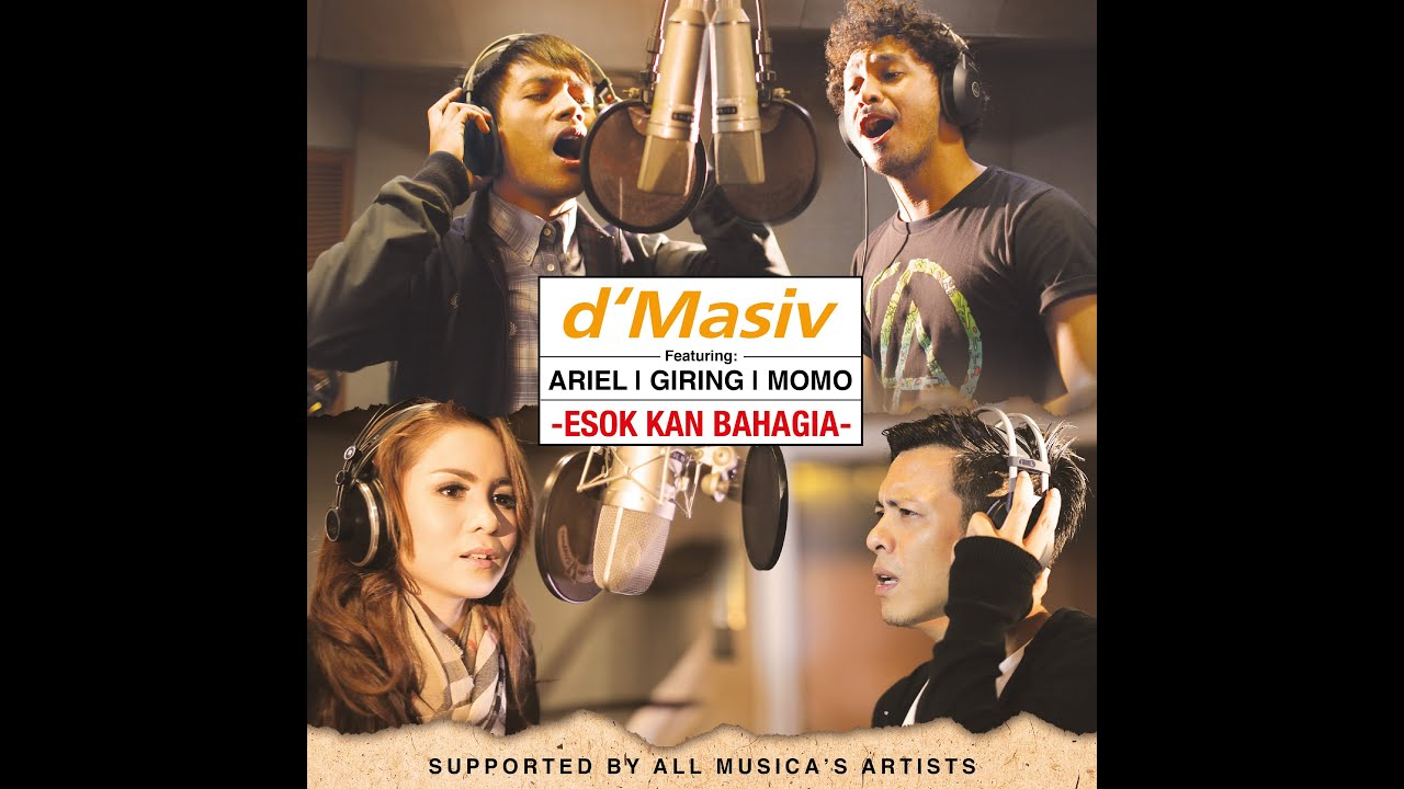 Download Lagu Thanks You Next: D'Masiv Feat Ariel, Giring, Momo