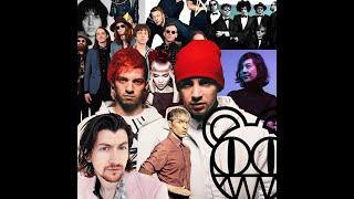 Top 100 Indie/Alternative Rock Songs 2010 - 2018