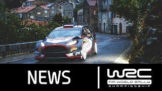 WRC - Tour de Corse - Rallye de France 2015: Shakedown