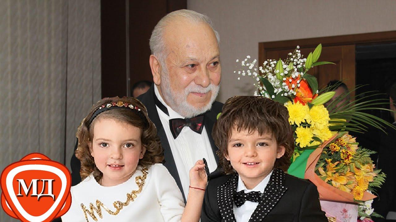 киркоров с детьми фото 2016