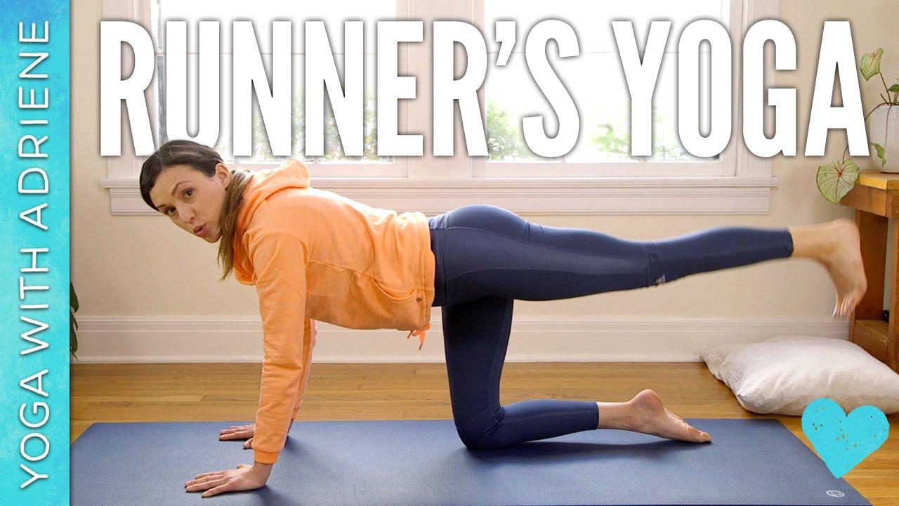 Runner S Yoga Yoga With Adriene Youtube
