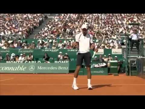 Djokovic vs Monaco - Masters MONTECARLO 2013 (R3) - PART1 Full Match HD