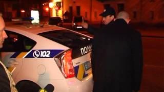 Авто ЧП. В Киеве водитель после аварии пытался обмануть «Драгер»