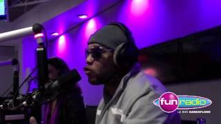 "Flo Rida ""Good Feeling"" Live Karel Libre Antenne Funradio"