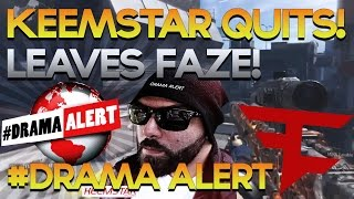 Keemstar Quits DramaAlert - PewdiePie - Youtube TOS change - Anxiety War Sued - Roman Atwood