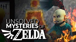 5 Unexplained Zelda Mysteries