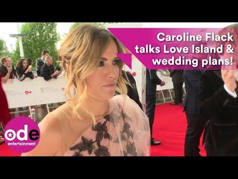 Caroline Flack talks Love Island and wedding plans!