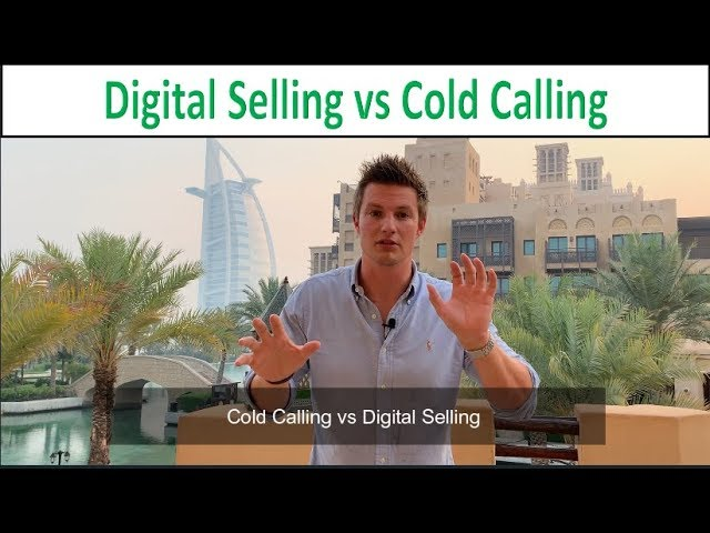 Digital Selling vs Cold Calling