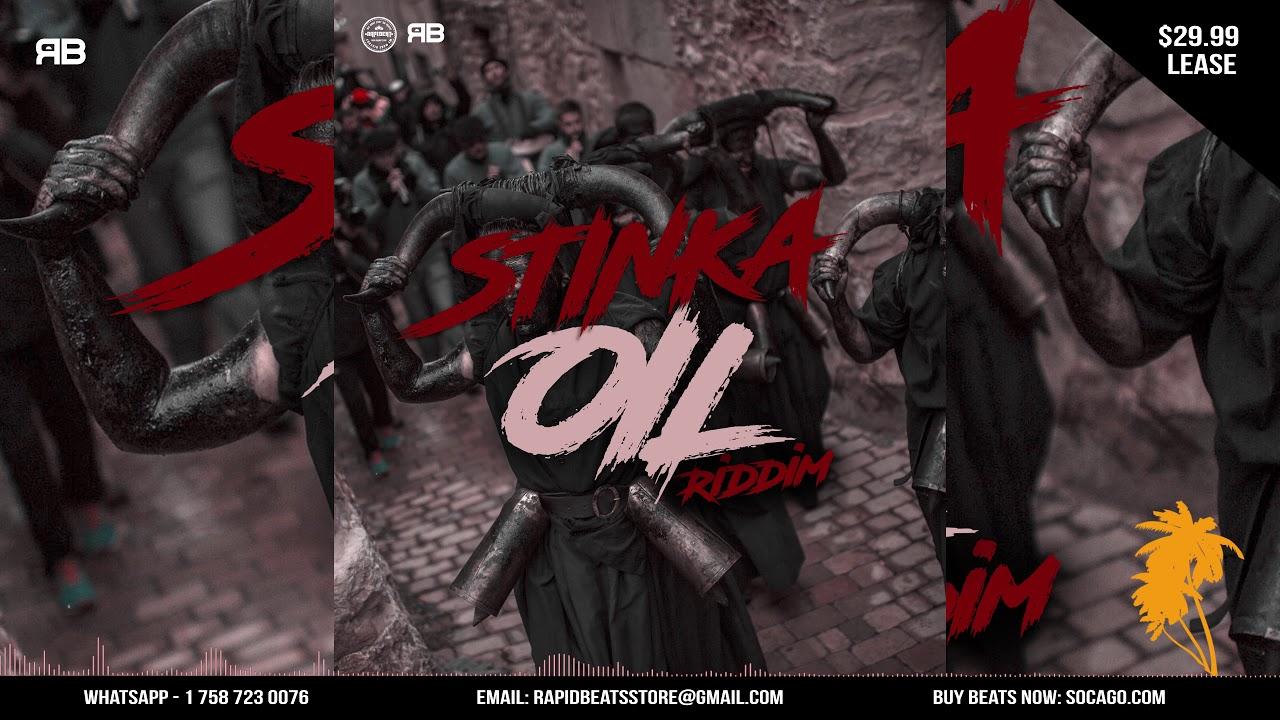Stinka Oil Riddim Instrumental