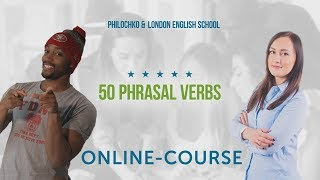 50 phrasal verbs with Philochko