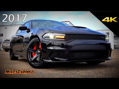 2017 Dodge Charger SRT Hellcat - Ultimate In-Depth Look in 4K