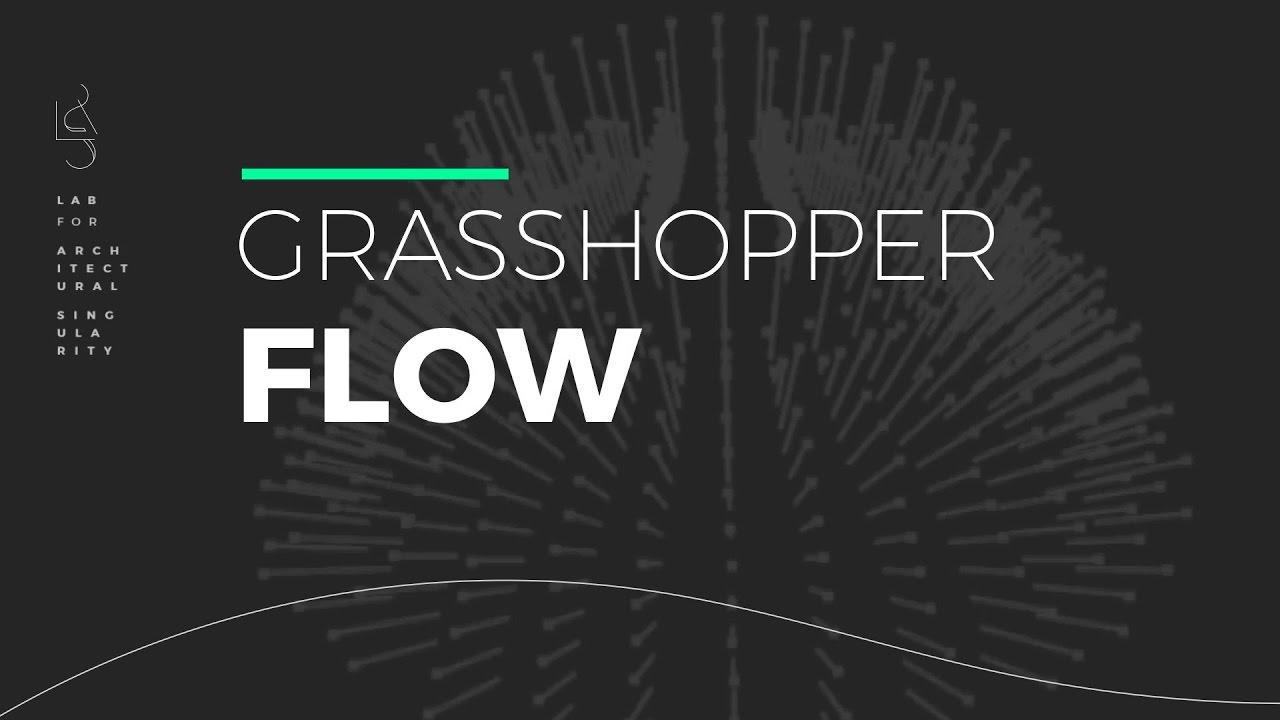 Grasshopper for Rhino 6 addons - Flow