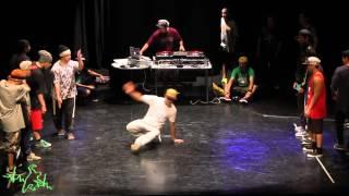 Inercia emergente V/S Tormentosos - Roll Wit Tha Flava (Final Crew)