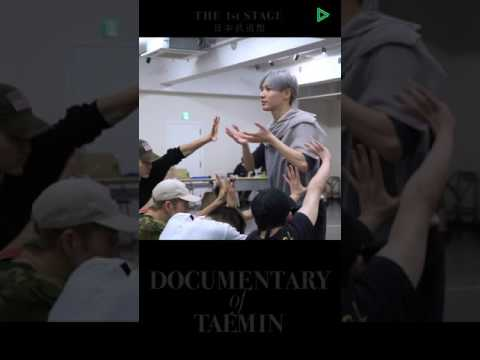 [ENG SUB] Documentary of Taemin First Japan Concert
