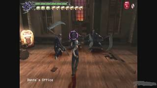 【TAS】Devil May Cry 3 Special Edition - Vergil mission 1 on DMD