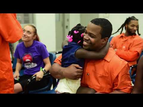 New Orleans inmates get surprise visits from family