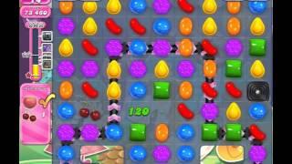 Candy Crush Saga Level 1354 (No booster)