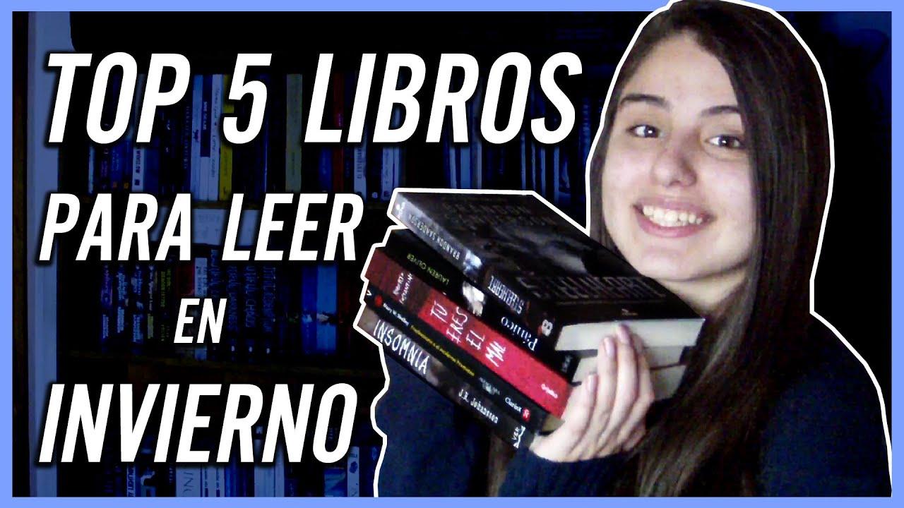 Top 5 libros para leer en invierno youtube - Lamparas para leer libros ...