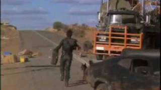 Mad Max Road Warrior - Beginning without intro streaming